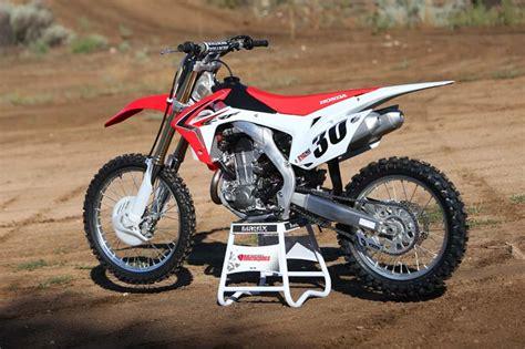 format factory crf first impression 2014 honda crf450r transworld motocross