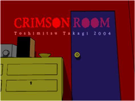 Crimson Room Walkthrough by Viridian Room Walkthrough Tips Review