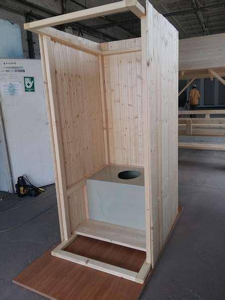 wc im garten wc aus holz garten wc wc mit beh 228 lter holztoilette