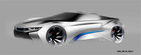 concept bmw i8 concept flashback 2012 bmw i8 spyder