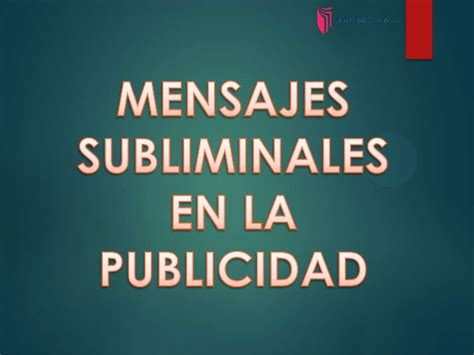 mensajes a subliminales mensajes subliminales slideshare upload share and party