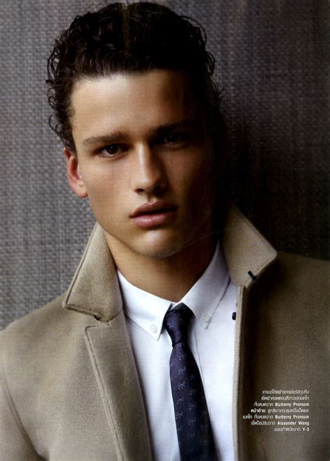 simon nessman simon nessman for harper s bazaar men thailand