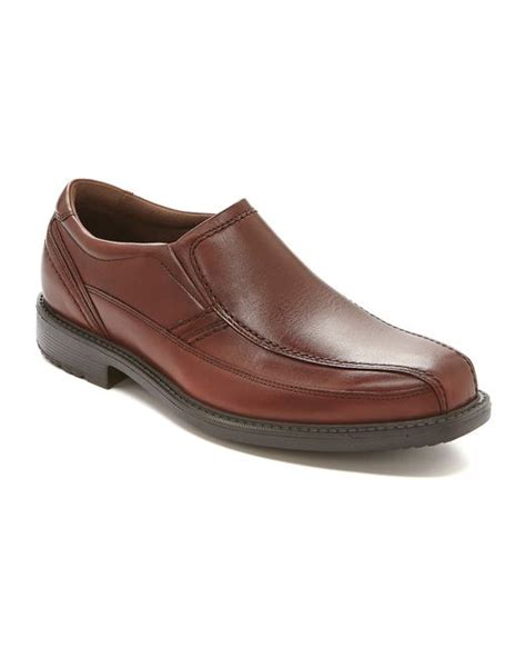 wide width loafers rockport leather loafer wide width available in
