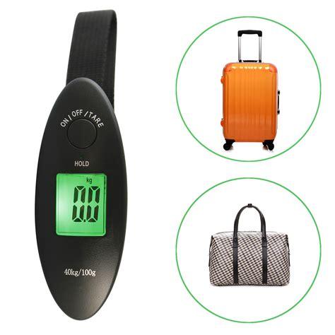 Timbangan Koper Atau Luggage Scale 50kg jual timbangan luggage scale digital elektrik elektronik u