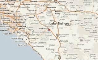 where is lake elsinore california map lake elsinore location guide