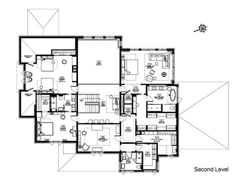 contemporary modern floor plans fresh contemporary house floor plans australia 6679