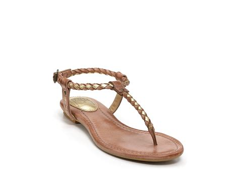 braided sandals frye sandals braided flat in silver gold multi