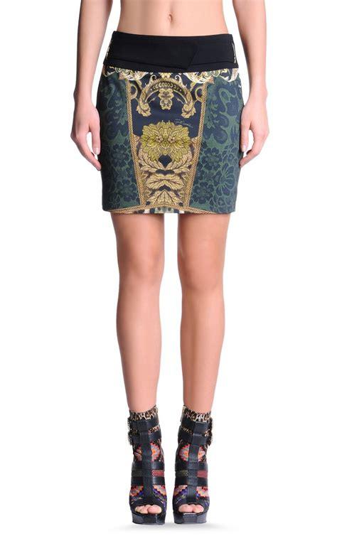 Rok Mini R 14 Mini Skirt just cavalli mini skirt official store