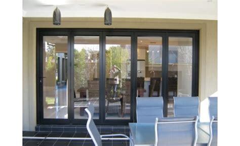 Windows Doors Sydney by Bi Fold Doors Sydney From Cedar Aluminium Windows