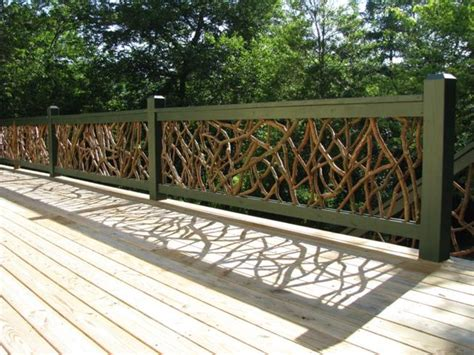 Outside Banister Railings by Mountain Laurel Deck Railing Outdoor Products Other