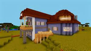 make houses minecraft how to build a suburban clay house clay design