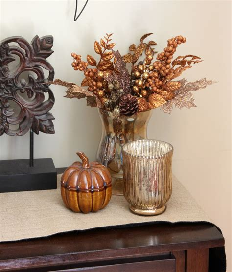Pier One Fall Decor by Our Pinteresting Family A Bit Of Fall Decorating