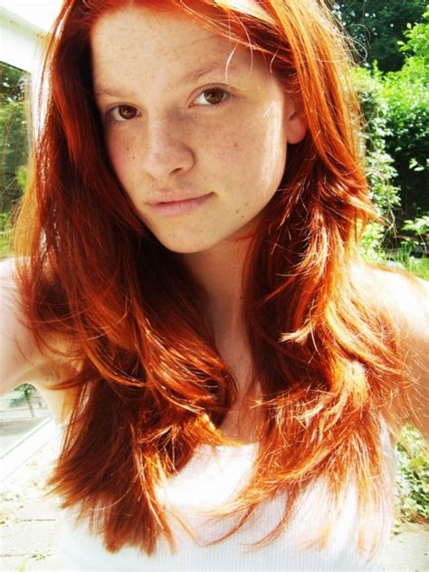 red head teens with corn rolls beautiful red hair girls 104 pics