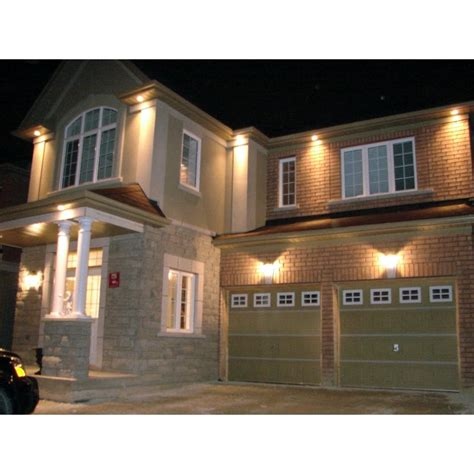 exterior led soffit lighting led soffit lighting color changing iron blog