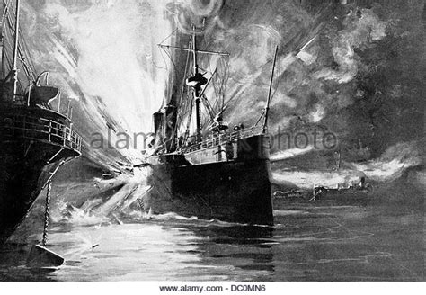 What Year Did The Uss Maine Sink by American War Stock Photos American War