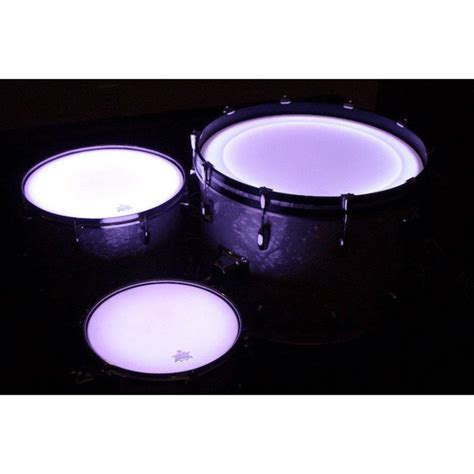 individual lights drumlite individual single led lights for 10 x 8 tom at