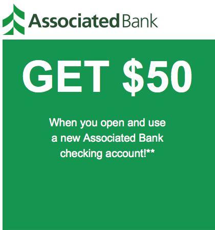 assiciated bank associated bank refer a friend program 50 reward card