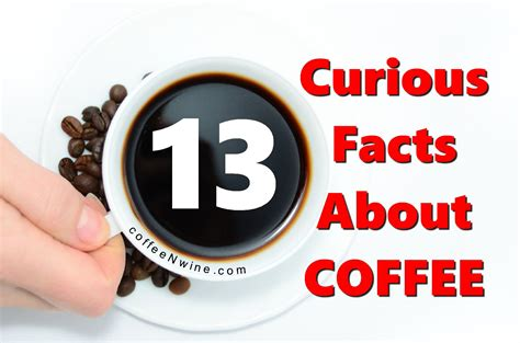 7 Facts About Coffee You Do Not by 13 Curious Facts About Coffee Curious Coffee Facts That