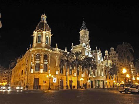 ayuntamiento de valencia ayuntamiento valencia plaza del ayuntamiento edificio del