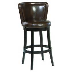 leather swivel bar stools with backs leather bar stools with back decofurnish