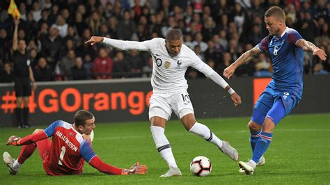 kylian mbappe diet mbappe cameo helps france avoid shock iceland defeat