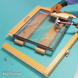 how to repair glass how to replace insulating glass the family handyman