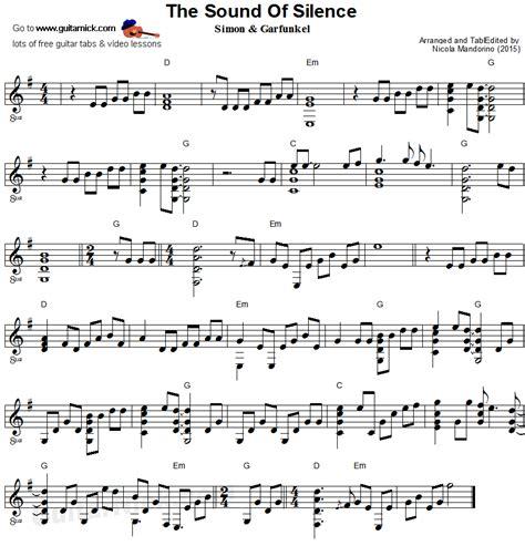 fingerstyle en la guitarra clases de guitarra el sonido del silencio fingerstyle guitarra