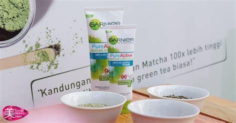 Sabun Muka Remaja garnier active matcha foam solusi masalah kulit wajah wanita remaja masa kini kawaii