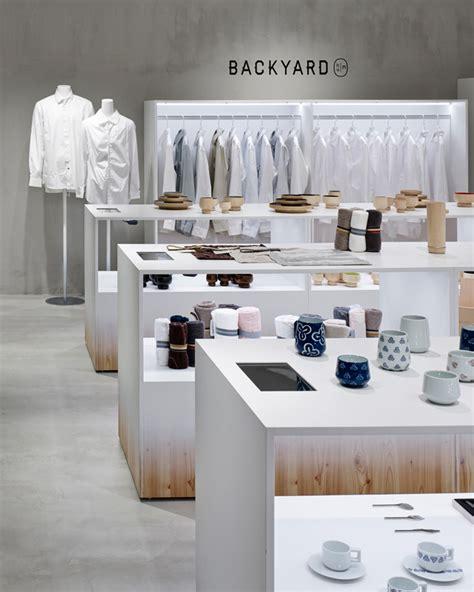 backyard by n store by nendo yokohama japan 187 retail