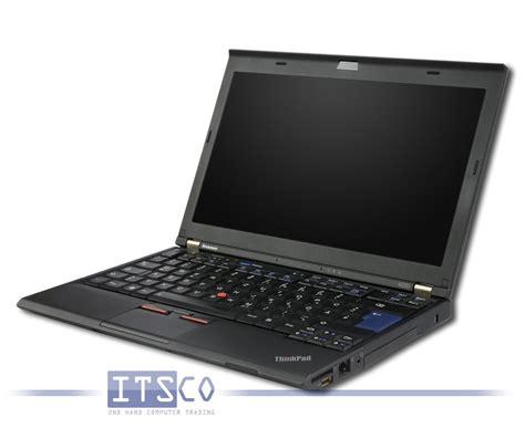 Laptop Lenovo X220i Notebook Lenovo Thinkpad X220i Intel Dual 2x 1 1ghz 2gb Ram 320gb Hdd Ebay