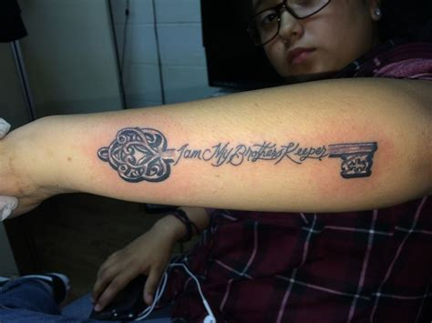 i am my brothers keeper tattoo 57 best black gray tattoos images on gray