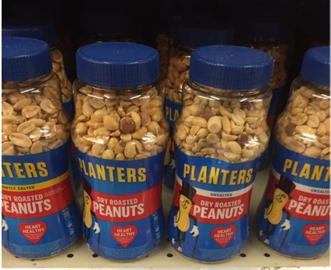 Who Owns Planters Peanuts by Planters Peanuts Just 1 79 Kroger Couponing