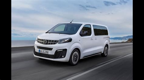 2020 Opel Vivaro by New Opel Vivaro 2020 Opel Review Release Raiacars