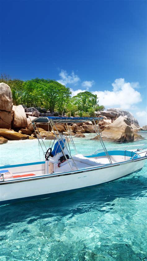 yacht wallpaper 4k boat on tropical ocean 4k ultra hd wallpaper 4k