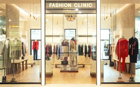 designer high fashion shops  lisbon portugal
