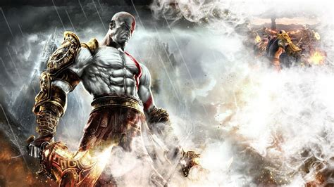 wallpaper laptop god of war god of war background picture image