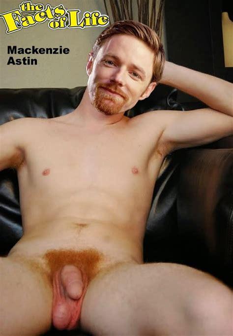 Racerx Male Fakes Mackenzie Astin
