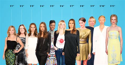 hollywood actress height in cm hollywood female stars arranged by height vulture