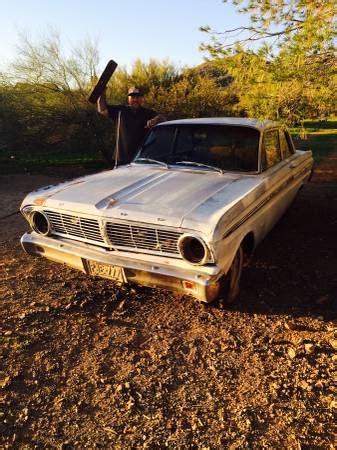 ford falcon dr coupe  auto  sale  peoria az
