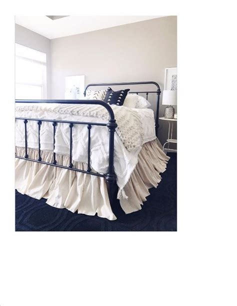 bed skirt pins 25 best ideas about dust ruffle on pinterest upholstery