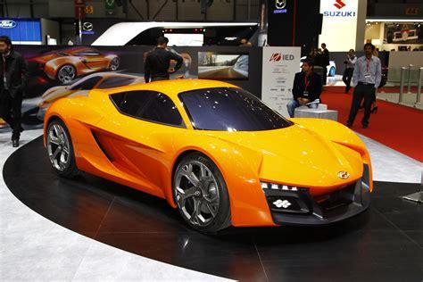 2014 hyundai sports car geneva 2014 hyundai passocorto concept shown car news