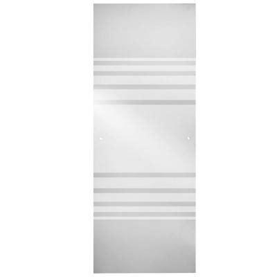 Glass Panel Door Home Depot Delta 48 In Sliding Shower Door Glass Panels In Transition Sdgs048 Cls R The Home Depot
