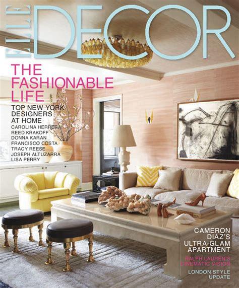 top  interior design magazines   usa home