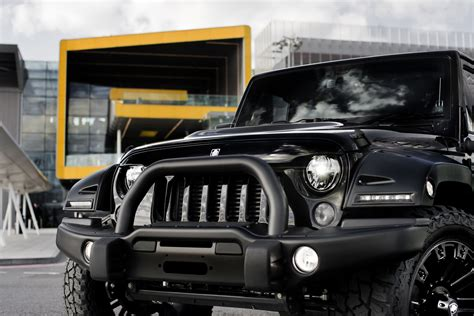 modified jeep wrangler deranged wranglers customised jeep wranglers