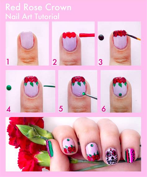 Easy Nail Designs Beginners Step Step