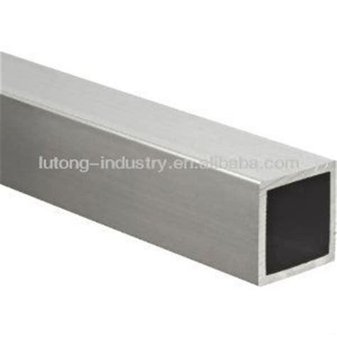 Pipa Aluminium 8mm aluminum square pipe 8mm 10mm 20mm 25mm 30mm 40mm 50mm buy aluminum square pipe product on