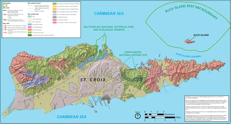 st croix us islands map islands maps npmaps just free maps period