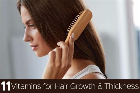 do vitamin emhance the thickness of the hair follicle 11 vitamins for hair growth and thickness hira beauty tips