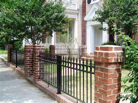aluminum fence styles for residential multi residential