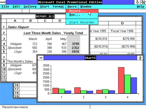History Of Spreadsheets by Excel History Of Spreadsheets Officetuts Net